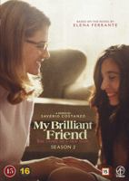 My brilliant friend: Season 2. : The story of a new name /